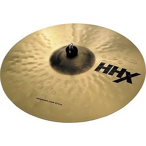 Sabian HHX HHXPlosion Crash Cymbal - Brilliant - 17-inch