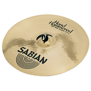Sabian Hand Hammered HH Thin Crash Cymbal - Brilliant - 18-inch