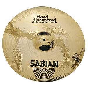 "Sabian HH Orchestral Suspended 18"" Cymbal"