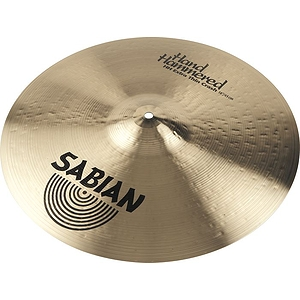 Sabian Hand Hammered HH Extra Thin Crash Cymbal 18-inch, Brilliant
