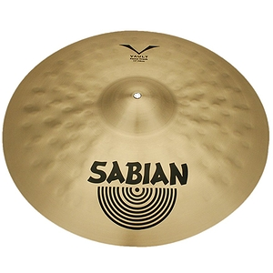 "Sabian HHX Fierce Crash Cymbal - 18"", Brilliant"