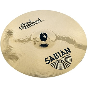 Sabian Hand Hammered HH Medium Crash Cymbal - 19-inch