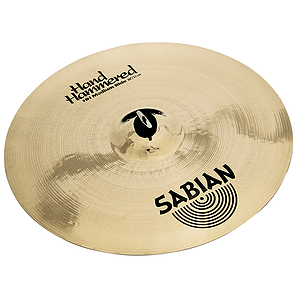 Sabian Hand Hammered HH Medium Ride Cymbal - 20-inch