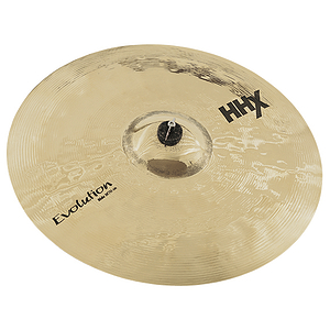 Sabian HHX Evolution Ride Cymbal - Brilliant - 20-inch