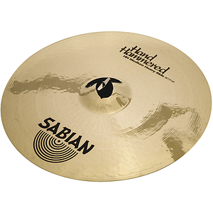 Sabian Hand Hammered HH Medium Heavy Ride Cymbal - Brilliant - 20-inch