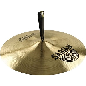 "Sabian HH Orchestral Suspended Cymbal Set: 16"", 18"" & 20"""