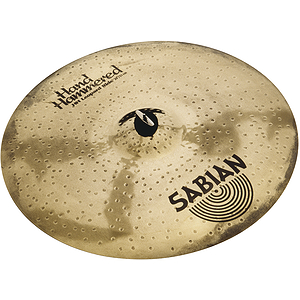 Sabian Hand Hammered HH Leopard Ride Cymbal - 20-inch