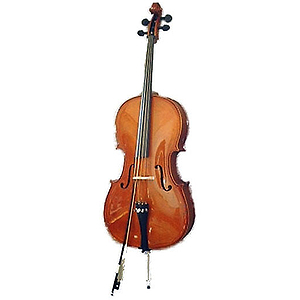 Bestler 3/4 Size Cello Outfit