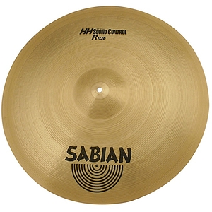 "Sabian HH Sound Control Ride Cymbal 20"""