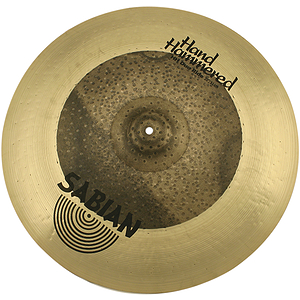 Sabian Hand Hammered HH Duo Ride Cymbal - 20-inch