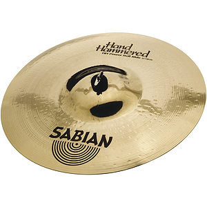 Sabian Hand Hammered HH Power Bell Ride Cymbal - Brilliant - 22-inch
