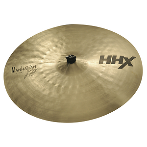Sabian HHX Manhattan Jazz Ride Cymbal - 22-inch