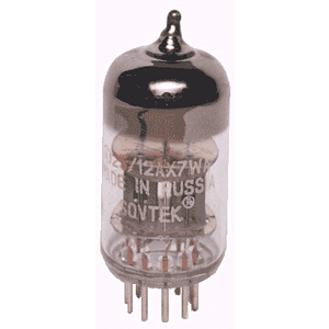 Sovtek 12AX7WA Amp Tube - single tube