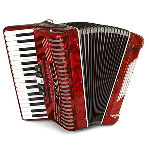 Hohner Hohnica 72-Bass Piano Accordion