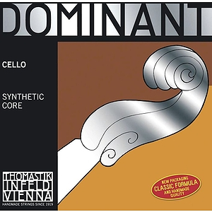 Thomastik Dominant 4/4 Size Cello Single String - 4/4 G String