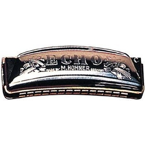 Hohner 1494/28 Echo Harmonica, Key of C
