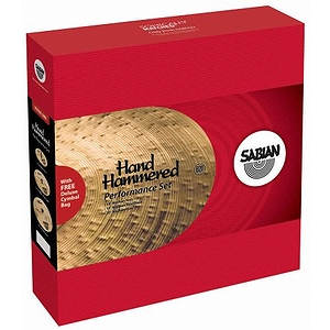 Sabian HH Performance Cymbal Set, Brilliant - Without Bag