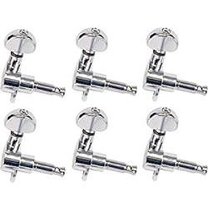 Grover 205C6 6 In-Line Guitar Tuning Keys