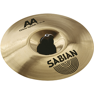 Sabian AA China Splash Cymbal - Brilliant - 8-inch