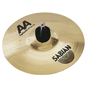 Sabian AA Splash Cymbal - Brilliant - 10-inch