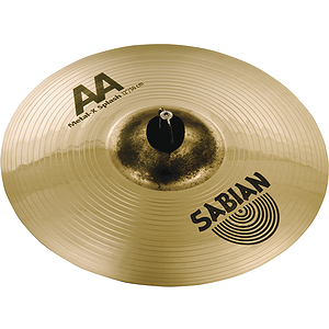 Sabian AA Metal-X Splash Cymbal - Brilliant - 10-inch