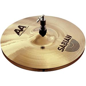 "Sabian AA Mini Hi-Hat Cymbals - 10"" Mini"