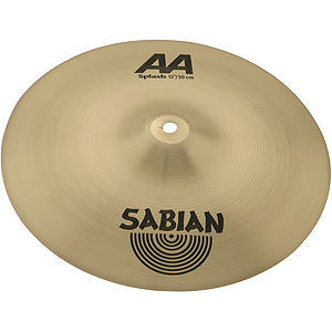 Sabian AA Splash Cymbal - 12-inch