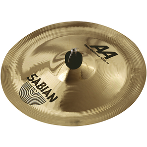 Sabian AA Mini China Cymbal - Brilliant - 12-inch