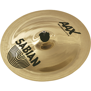 Sabian AAX Mini China Cymbal - Brilliant - 12-inch
