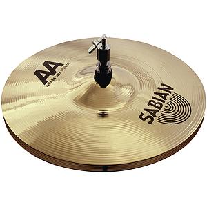 Sabian AA Mini Hi-hat Cymbals (pair) - 12-inch