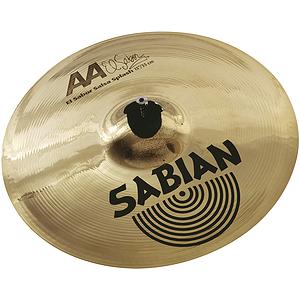 Sabian AA El Sabor Salsa Splash Cymbal - Brilliant - 13-inch