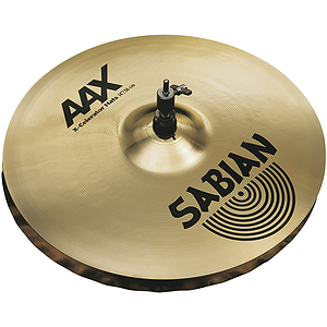 Sabian AAX X-Celerator Hi-hat Cymbals (pair) - 14-inch