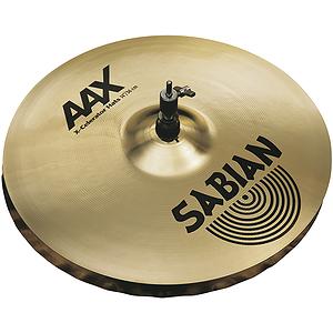 Sabian AAX X-Celerator Hi-hat Cymbals (pair) - Brilliant - 14-inch