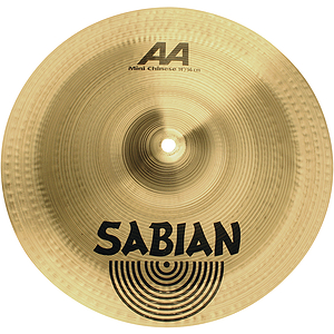 Sabian AA Mini China Cymbal - Brilliant - 14-inch