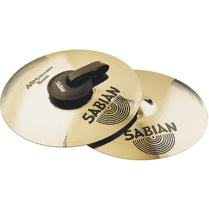 "Sabian AA Marching Band 14"" Cymbals, Pair"