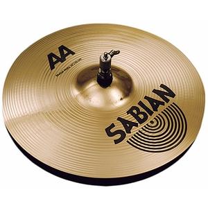 """Sabian AA Metal Hi-Hat Cymbals, 15"""""""
