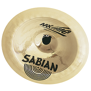 Sabian AAX AAXtreme China Cymbal - Brilliant - 15-inch