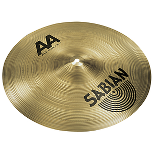 Sabian AA Rock Crash Cymbal - Brilliant - 16-inch