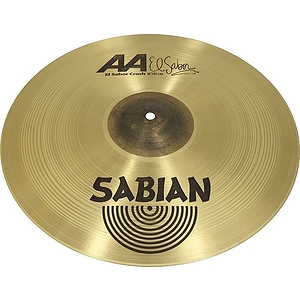 Sabian AA El Sabor Crash Cymbal - Brilliant - 16-inch