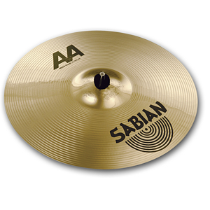 Sabian AA Metal  Crash Cymbal, 17""