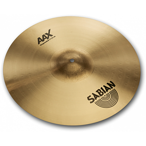 "Sabian AAX Suspended Cymbal 17"" - Brilliant"