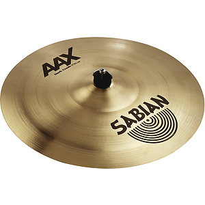 Sabian AAX Dark Crash Cymbal - 17-inch