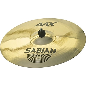 Sabian AAX Dark Crash Cymbal - Brilliant - 17-inch