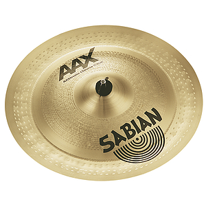 Sabian AAX AAXtreme China Cymbal - Brilliant - 17-inch