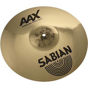 Sabian AAX AAXPlosion Crash Cymbal - Brilliant - 17-inch