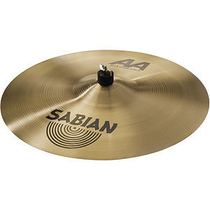 Sabian AA Rock Crash Cymbal - Brilliant - 18-inch