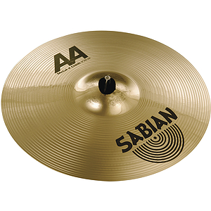 Sabian AA Metal-X Crash Cymbal - Brilliant - 18-inch