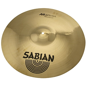 "Sabian AA Viennese 18"" Cymbals, Pair - Brilliant"