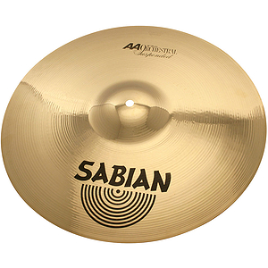 "Sabian AA Suspended Orchestral Cymbal 18"" - Brilliant"