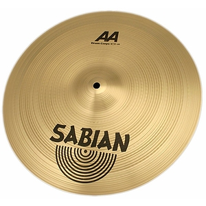 "Sabian AA Drum Corps 18"" Cymbals, Pair - Brilliant"